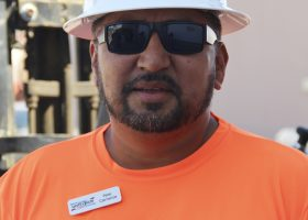 Pete Carranza – Safety/Quality Inspector